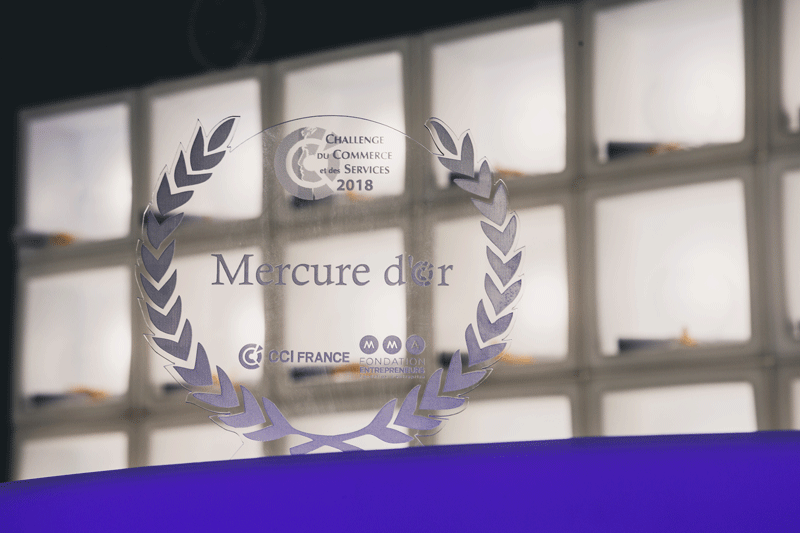 mercure or